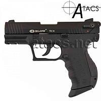 Пистолет стартовый BLOW TR 34 (CARRERA RS-34) с дополнительным магазином