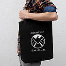 "Экосумка MARVEL ""Agent of shield"", фото 3"