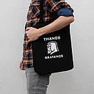 "Экосумка MARVEL ""Thanos bratanos"", фото 3"