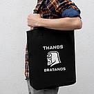 "Экосумка MARVEL ""Thanos bratanos"", фото 4"