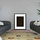 """Постер """"Звездное небо"""" персонализированный А2, фото 7"""