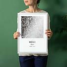 "Постер ""Рим / Roma"" фольгированный А3, фото 4"