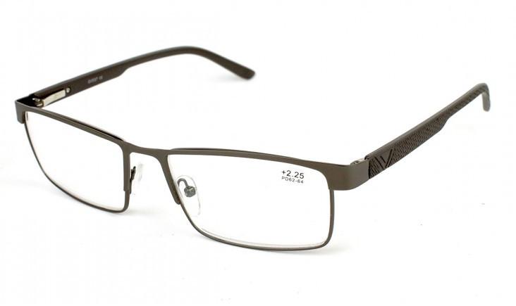 Готовые очки с линзами (+1.0)