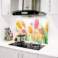 Наклейка декоративная на кухню 90*60 см