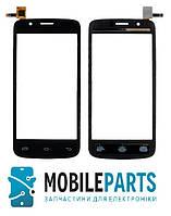 Сенсор (Тачскрин) для Prestigio 5453 MultiPhone PAP Duo (Черный) Оригинал Китай