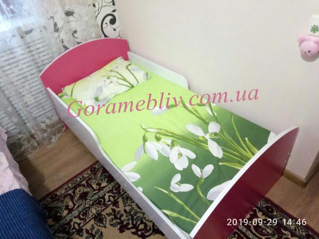 """На фото: детская кровать """"Детская Новая"""" в интерьере, фото наших покупателей"""