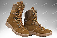 Берцы демисезонные / военная, тактическая обувь ОМЕГА (койот)