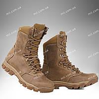 Берцы демисезонные / военная, тактическая обувь МАГЕЛАН (койот)