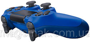 Геймпад PS4 Dualshock 4 V2 Blue, фото 2