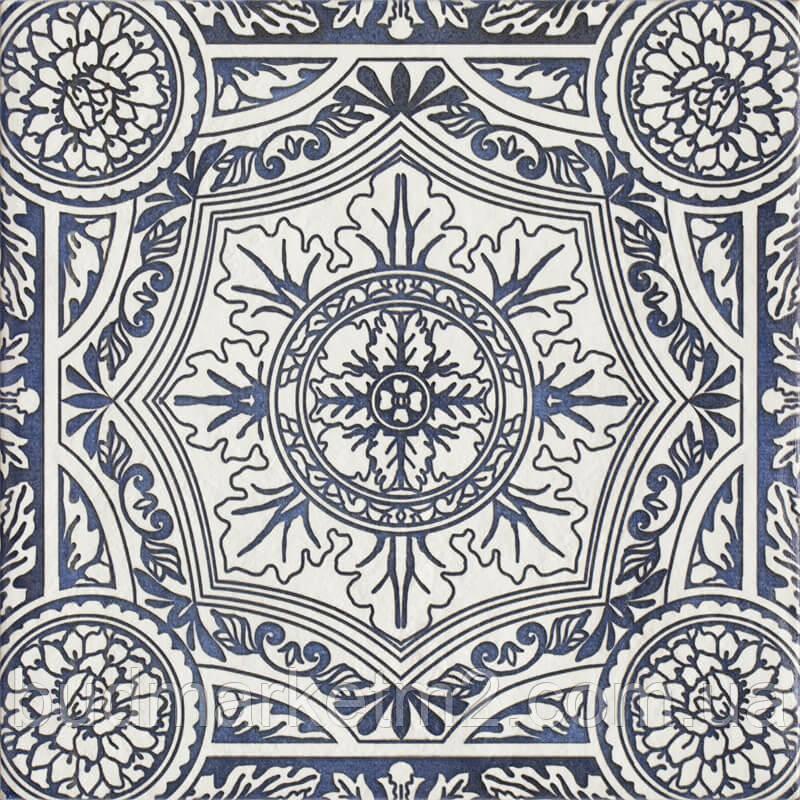 Плитка PARADYZ Sevilla Azul Dekor E Декор 19,8x19,8