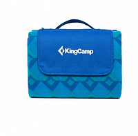 Коврик KingCamp picnic blanket Синий (KG4701 Blue)