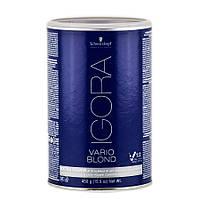 Белый осветляющий порошок Schwarzkopf Professional Igora Vario Blond Extra Power White