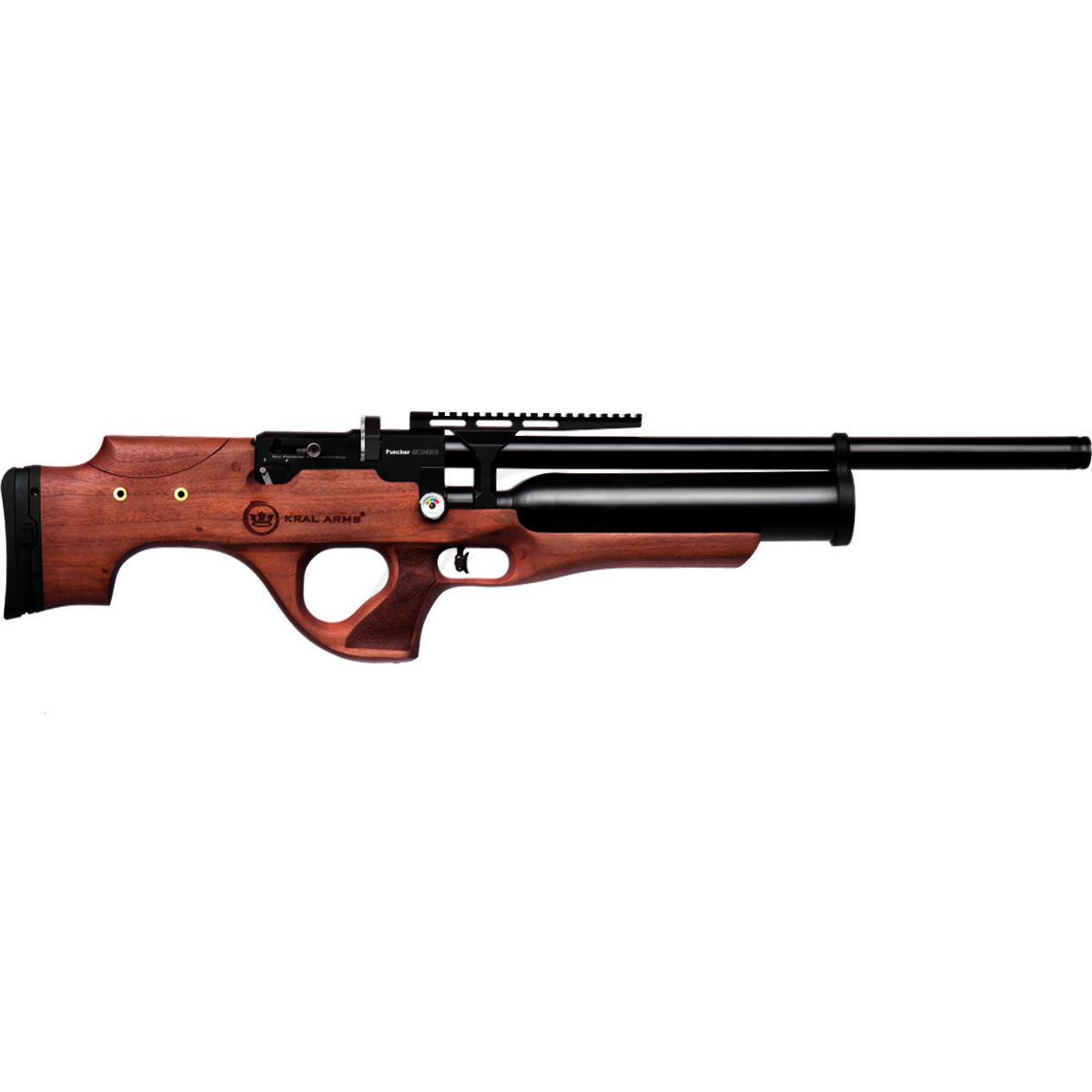 Гвинтівка пневматична Kral Ekinoks Auto PCP 4.5 мм