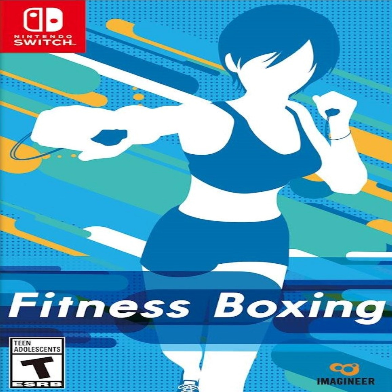 Fitness Boxing ENG Nintendo Switch
