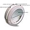 🔥 Светодиодное селфи кольцо с батарейкой Selfie Ring Light Цвета Белый, Синий, фото 8