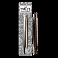 Съемные стальные спицы TWIST Lace – 13 см № 2 мм