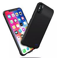 Чехол зарядка/аккумулятор для iPhone Powerbank айфон 5/5S/6/6S/7/8/8P
