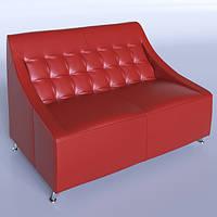 """Офисный диван """"Полис"""" (бесплатная доставка)"""