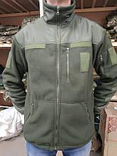 Кофта флісова Jacket Khaki М-300