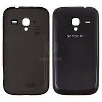 Задняя панель корпуса (крышка аккумулятора) для Samsung Galaxy Ace 2 I8160 Оригинал Черный
