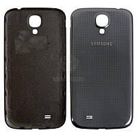 Задняя панель корпуса (крышка аккумулятора) для Samsung Galaxy S4 I9500, Galaxy S4 I9505 Оригинал Черный