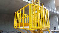 Подъемник строительный грузовой мачтовый.АРЕНДА., фото 1