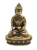 "Будда бронза (18х12х7,5 см) (buddha 8"" bl-copper)"