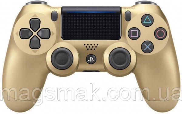 Геймпад PS4 Dualshock 4 V2 Gold