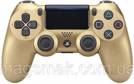 Геймпад PS4 Dualshock 4 V2 Gold, фото 2