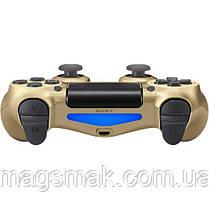 Геймпад PS4 Dualshock 4 V2 Gold, фото 3