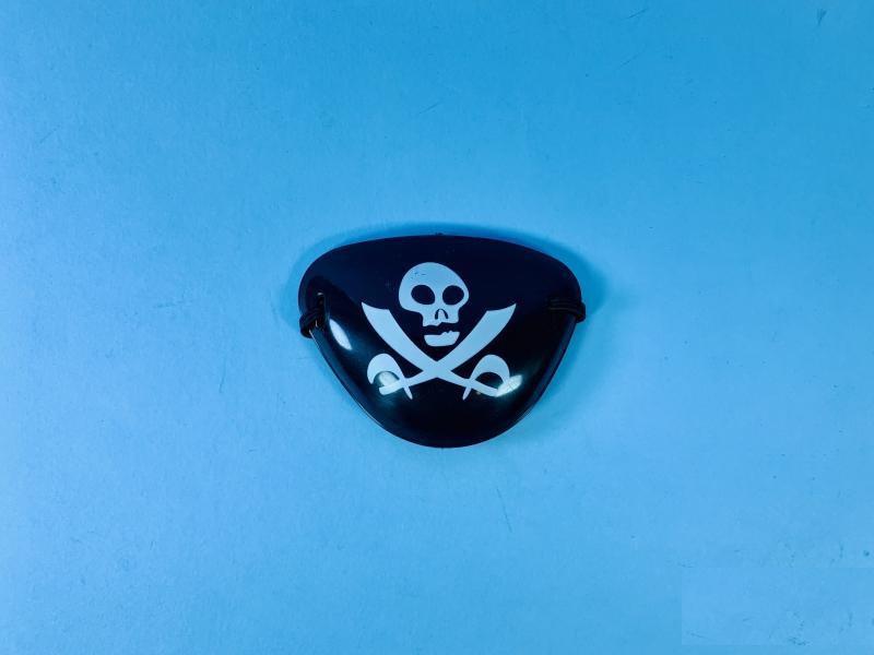 Повязка пирата компактный аксессуар для Хеллоуина 12 штук в упаковке