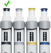 Дозатор пипеточный переменного объёма (0,1-2,5 мкл) Eppendorf Research® plus, фото 2