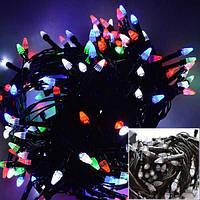 Гирлянда светодиодная Конус 100 лампочек, фото 1