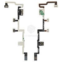 Шлейф для Apple iPad 2 (A1395, A1396, A1397) 3G Оригинал Кнопки регулировки громкости, кнопка включения, вибро