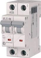 Автоматический выключатель HL-В6/2р 2 полюси 6А х-ка В xPole Home EATON, 10182