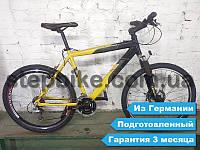 "Велосипед Raleigh Omeso-D Алю 26"" Б/У 24 (3x8) скоростей из Германии"