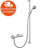 Душевой набор 2 в 1 Kludi ZENTA Shower-Duo 2S 605770500 хром, фото 1