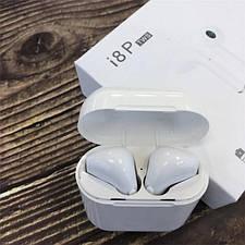 🔥 Беспроводные наушники HBQ i8P TWS в кейсе Power Bank. Bluetooth-гарнитура HBQ i8P TWS Stereo