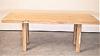 Стол деревянный из ясеня 2000*900 мм. для кафе, баров, ресторанов от производителя