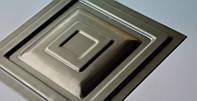 Металлическая филенка 280х280х1.5мм