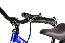 Велобег Logat LDM. Blue (Дисковый тормоз) оптом, фото 2