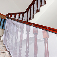Защитная сетка от детей на лестницу,балкон 500*80 см.