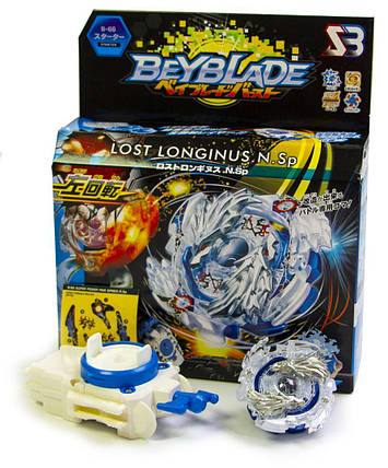 BEYBLADE (Бейблейд) Lost Longinus B66, фото 2