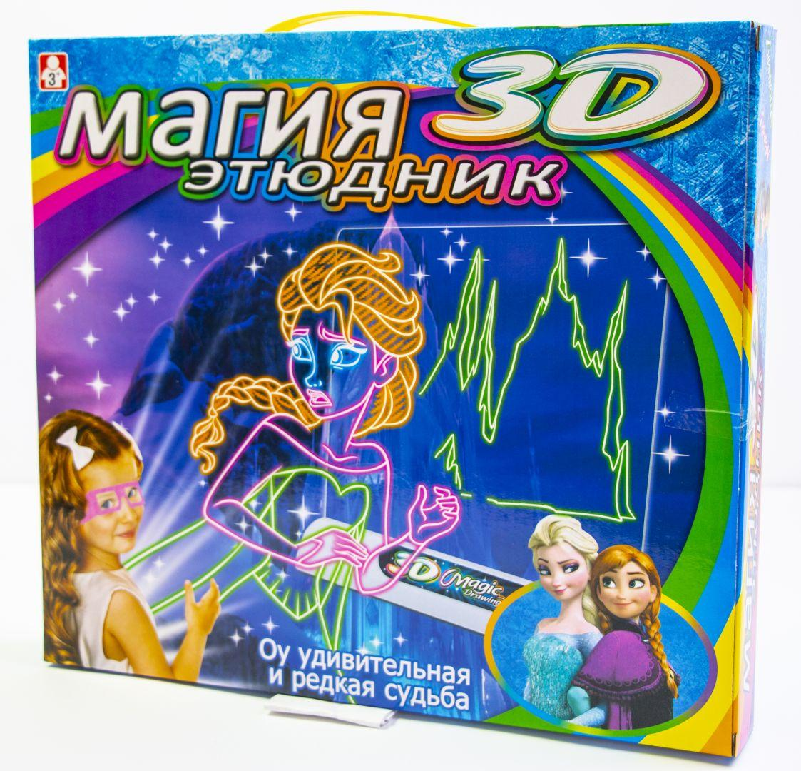"3D доска для рисования ""Холодное сердце"""