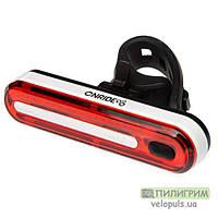 Мигалка задняя велосипеда - Onride Inferno 20 USB с аккумулятором