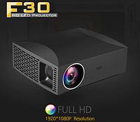 Проектор F30 1920х1080 FullHD Black