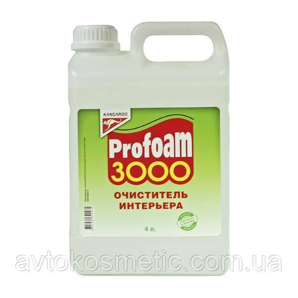 Kangaroo Очиститель интерьера Profoam 3000 4л.