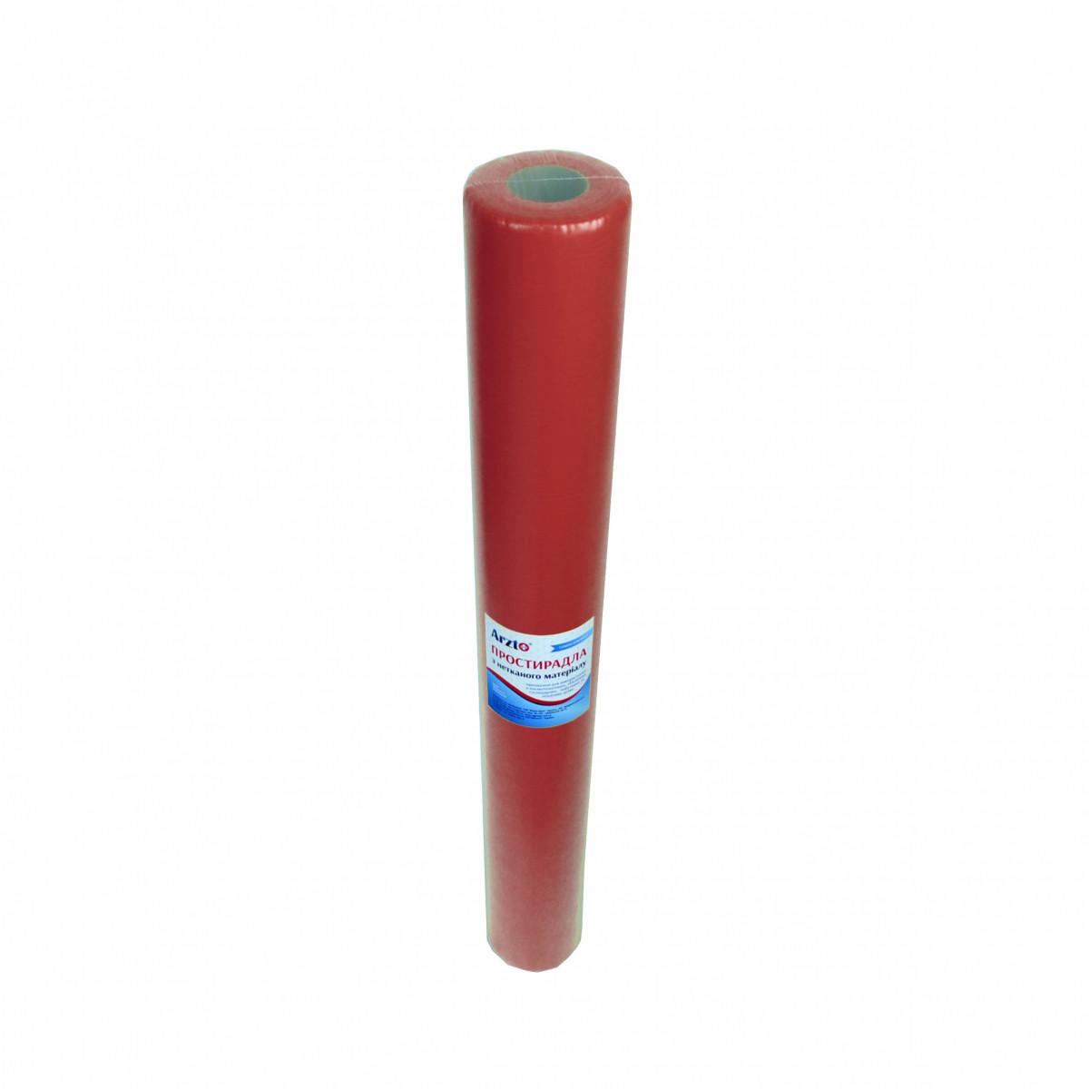 Рулон спанбонд Arzt plus 0,6х100 без перфорации (20 г/м2) рубиновый