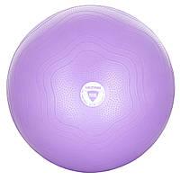 Мяч для фитнеса LivePro Anti-Burst Core-Fit Exe 55 см (LP8201-55) Violet