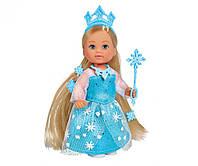 Кукла Эви принцесса с длинными волосами, Simba, 5733363